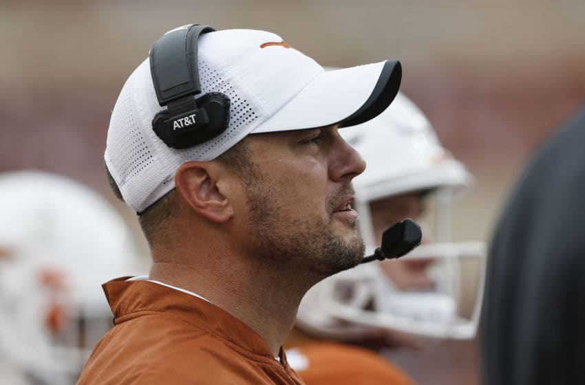 Tom Herman, Texas Football (Photo by Tim Warner/Getty Images)