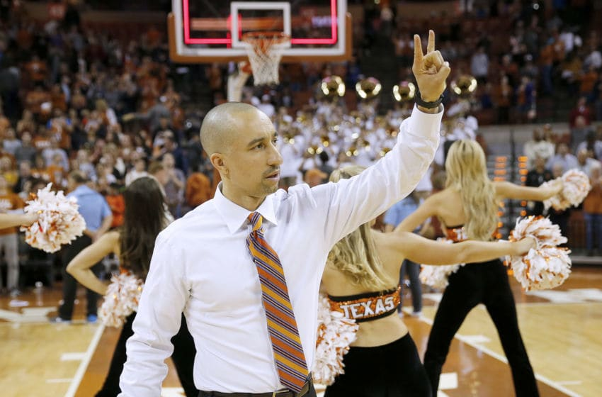 Shaka Smart, Texas Basketball (Photo by Chris Covatta/Getty Images)