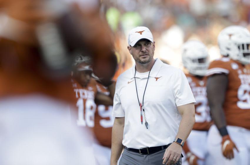 Tom Herman, Texas Football (Photo by Tim Warner/Getty Images)