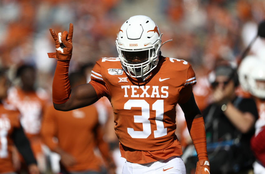 Texas Football (Photo by Ronald Martinez/Getty Images)