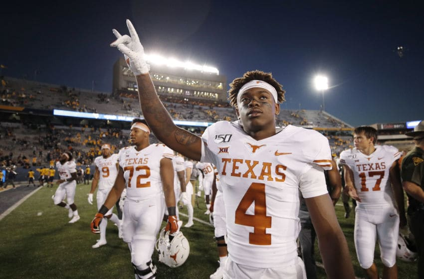 Anthony Cook, Texas Football (Photo by Joe Robbins/Getty Images)