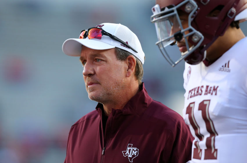 Jimbo Fisher (Photo by Jonathan Bachman/Getty Images)