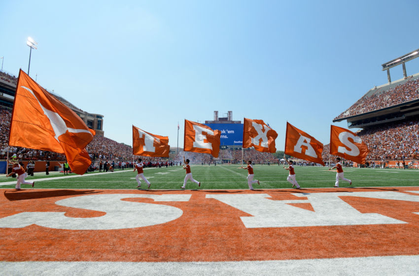 Texas Football (Photo by G Fiume/Maryland Terrapins/Getty Images)