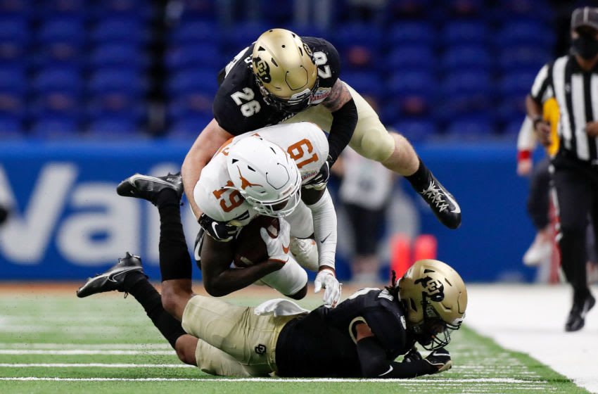 Malcolm Epps, Texas Football (Photo by Tim Warner/Getty Images)
