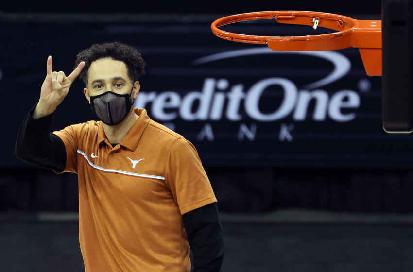 Shaka Smart, Texas Basketball (Photo by Jamie Squire/Getty Images)