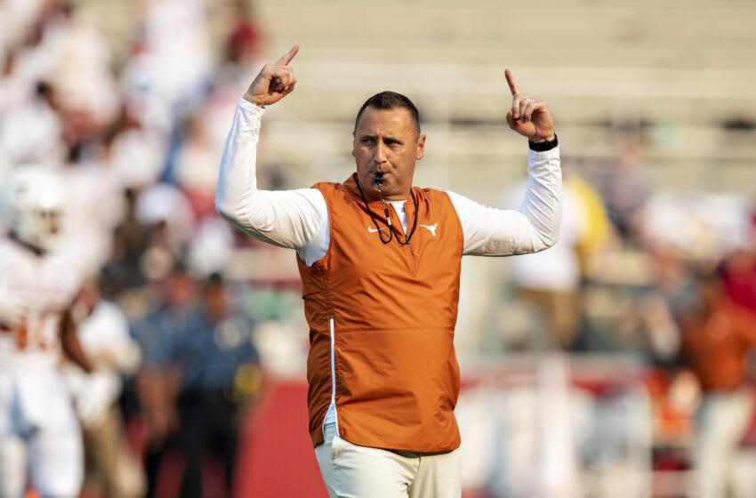 Steve Sarkisian, Texas Football (Photo by Wesley Hitt/Getty Images)