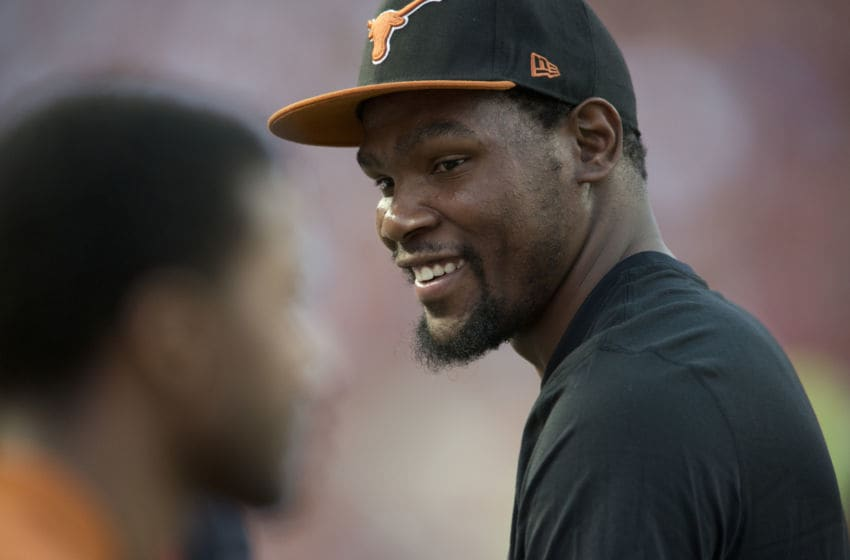 Kevin Durant, Texas Basketball (Photo by Cooper Neill/Getty Images)