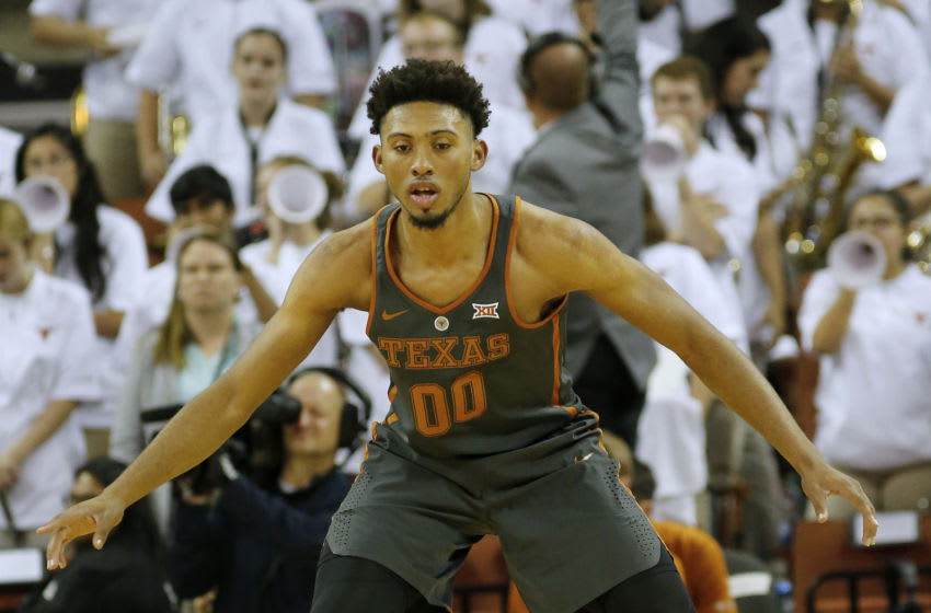 James Banks III, Texas Basketball (Photo by Chris Covatta/Getty Images)
