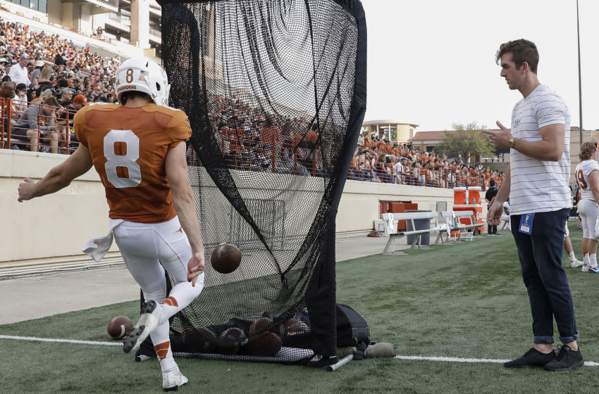 Texas Football (Photo by Tim Warner/Getty Images)