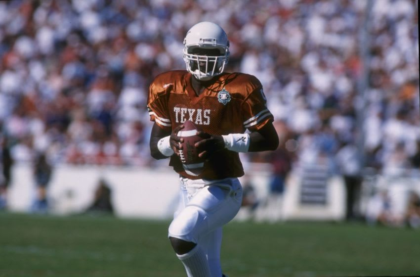 Texas Football Robert S/Getty Images