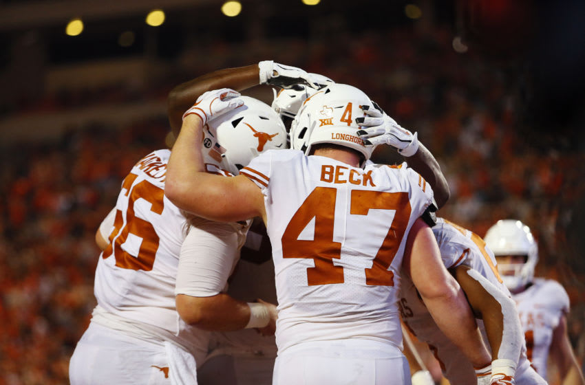 Texas Football (Photo by Brian Bahr/Getty Images)