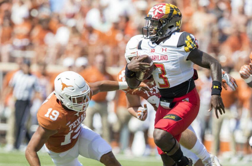 Texas Football Mandatory Credit: John Gutierrez-USA TODAY Sports
