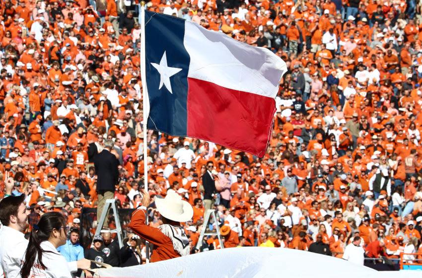 Texas Football Mandatory Credit: Matthew Emmons-USA TODAY Sports