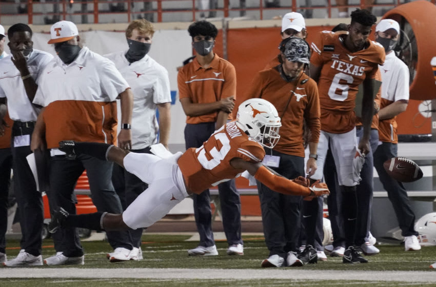 Jahdae Barron, Texas Football Mandatory Credit: Scott Wachter-USA TODAY Sports