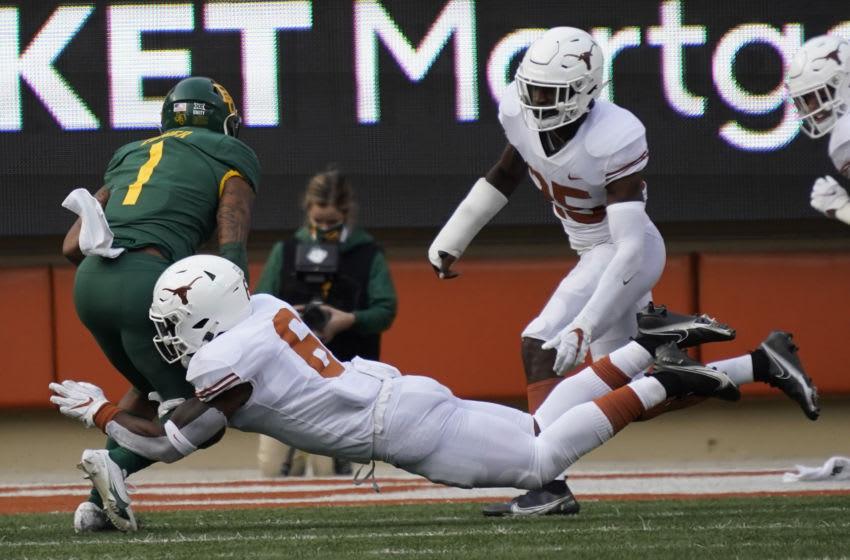 Juwan Mitchell, Texas Football Mandatory Credit: Scott Wachter-USA TODAY Sports