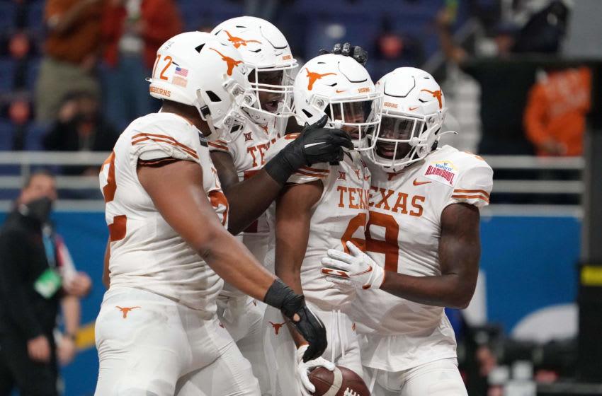Texas Football Mandatory Credit: Kirby Lee-USA TODAY Sports