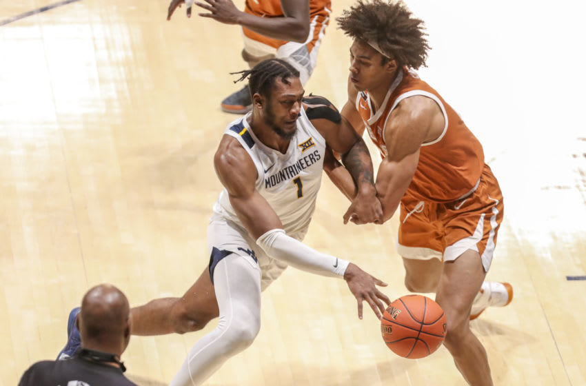 Jericho Sims, Texas Basketball Mandatory Credit: Ben Queen-USA TODAY Sports