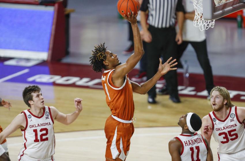 Greg Brown, Texas Basketball Mandatory Credit: Alonzo Adams-USA TODAY Sports