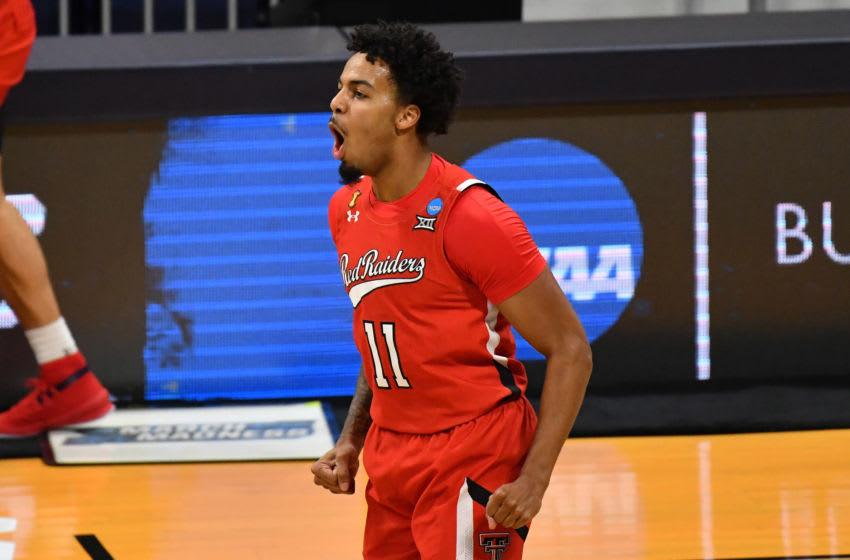 Kyler Edwards, Texas Basketball Mandatory Credit: Patrick Gorski-USA TODAY Sports