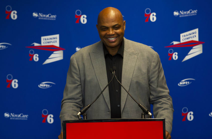 Charles Barkley (Photo by Mitchell Leff/Getty Images)