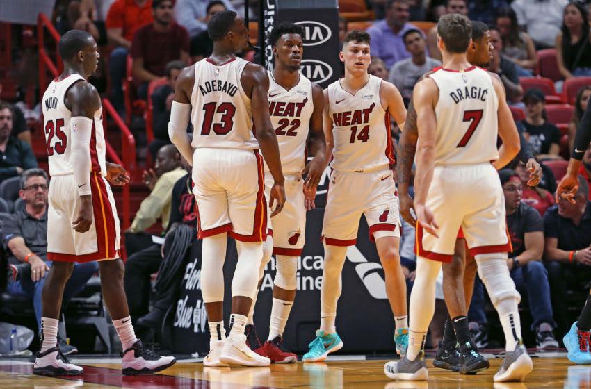 Miami Heat (David Santiago/Miami Herald/Tribune News Service via Getty Images)