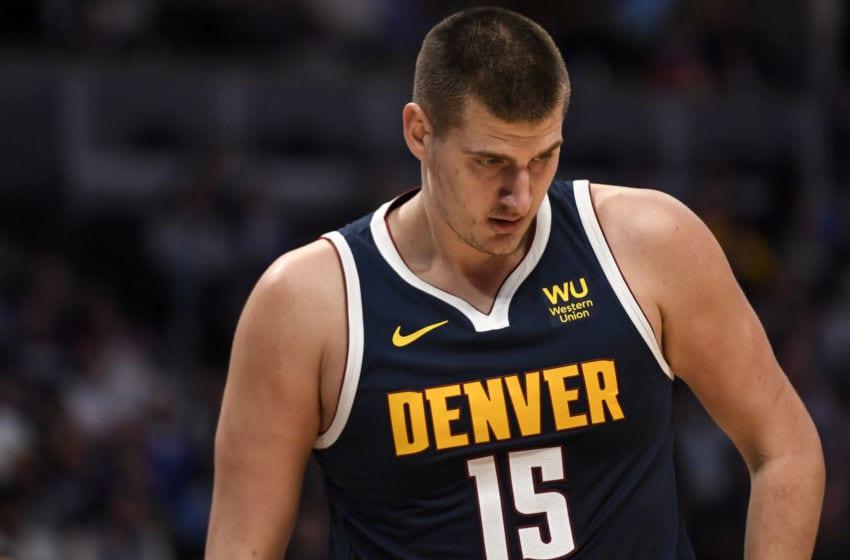 Denver Nuggets Nikola Jokic (Photo by AAron Ontiveroz/MediaNews Group/The Denver Post via Getty Images)