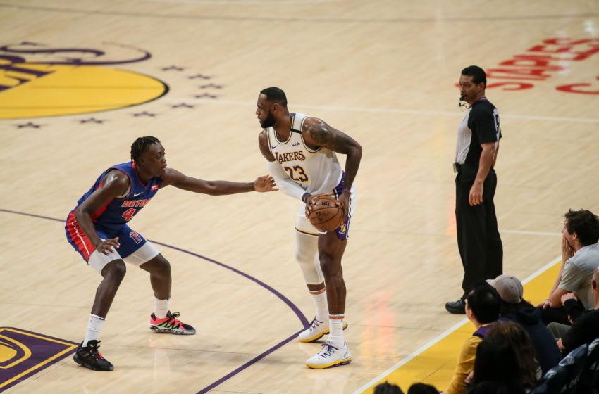 Detroit Pistons Sekou Doumbouya (Photo by Jevone Moore/Icon Sportswire via Getty Images)
