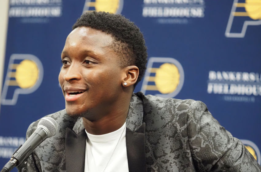 Indiana Pacers Victor Oladipo. Indiana Pacers (Photo by Ron Hoskins/NBAE via Getty Images)