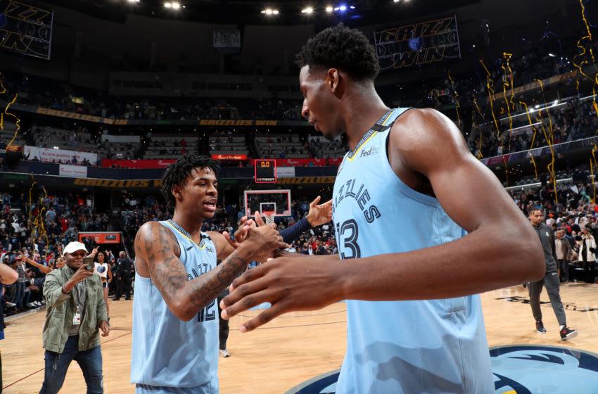 Memphis Grizzlies Jaren Jackson Jr. (Photo by Joe Murphy/NBAE via Getty Images)