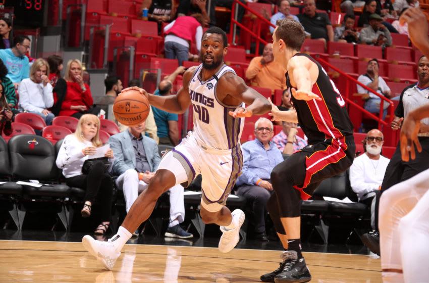 Sacramento Kings Harrison Barnes (Photo by Issac Baldizon/NBAE via Getty Images)