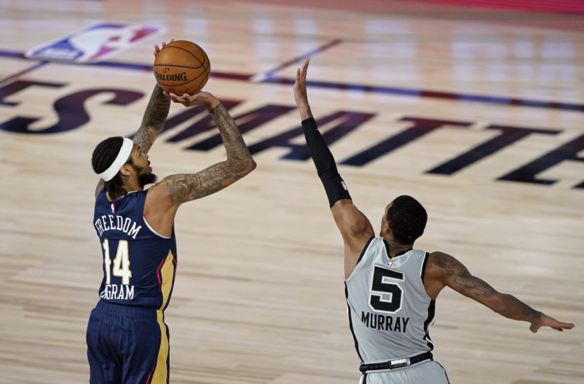 San Antonio Spurs (Photo by Ashley Landis - Pool/Getty Images)