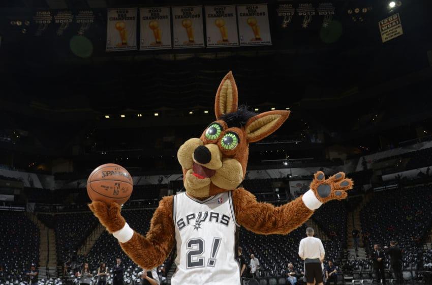 San Antonio Spurs. (Photo by D. Clarke Evans/NBAE via Getty Images)