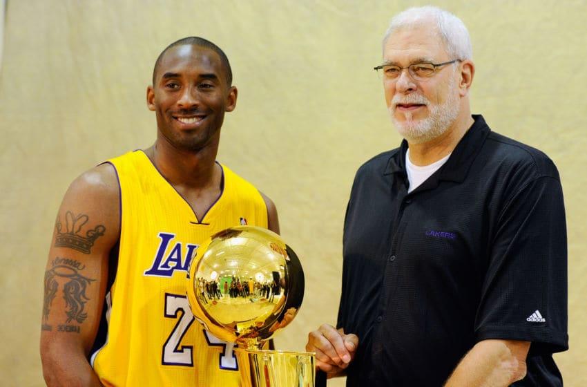 Kobe Bryant (Photo by Kevork Djansezian/Getty Images)