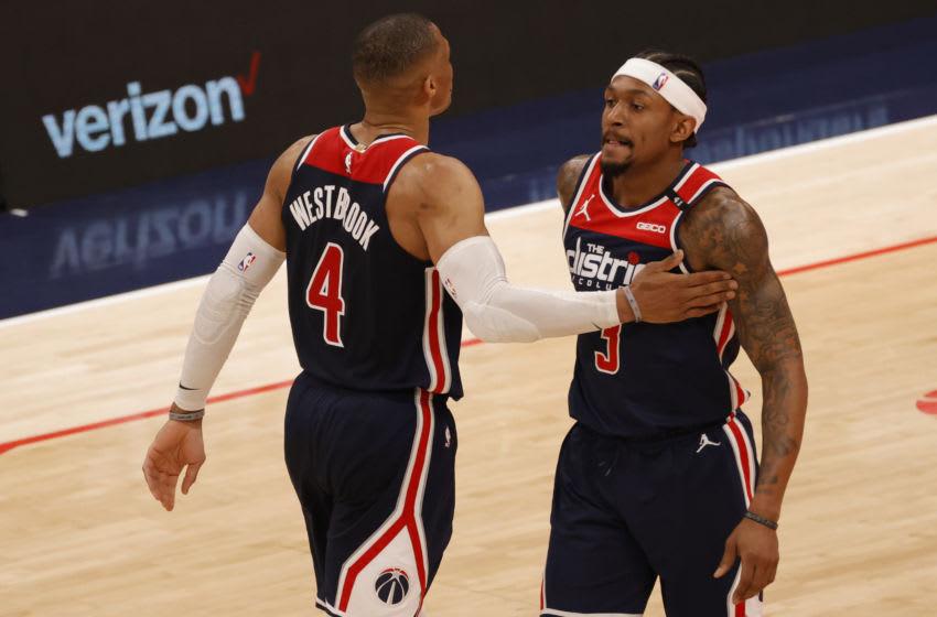 Washington Wizards Mandatory Credit: Geoff Burke-USA TODAY Sports