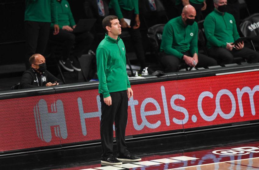 Boston Celtics. Mandatory Credit: Dennis Schneidler-USA TODAY Sports