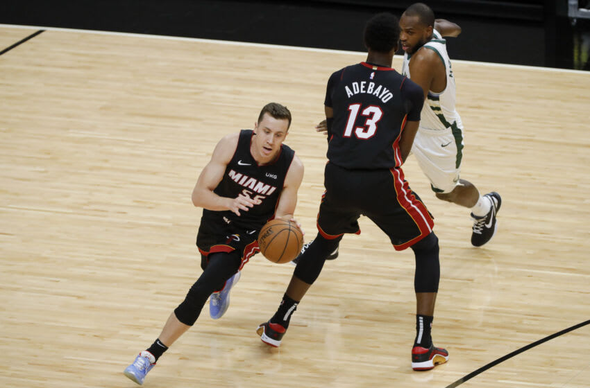 Miami Heat. Mandatory Credit: Sam Navarro-USA TODAY Sports