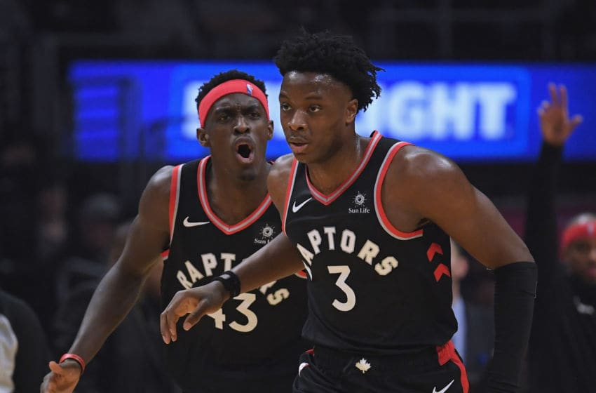 Toronto Raptors, OG Anunoby (Photo by Harry How/Getty Images)