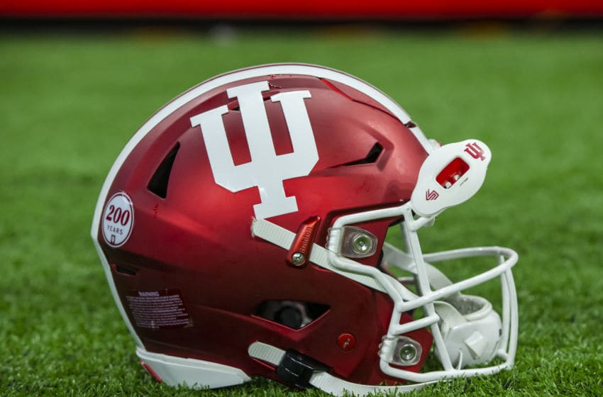 Indiana football. (Photo by Michael Hickey/Getty Images)
