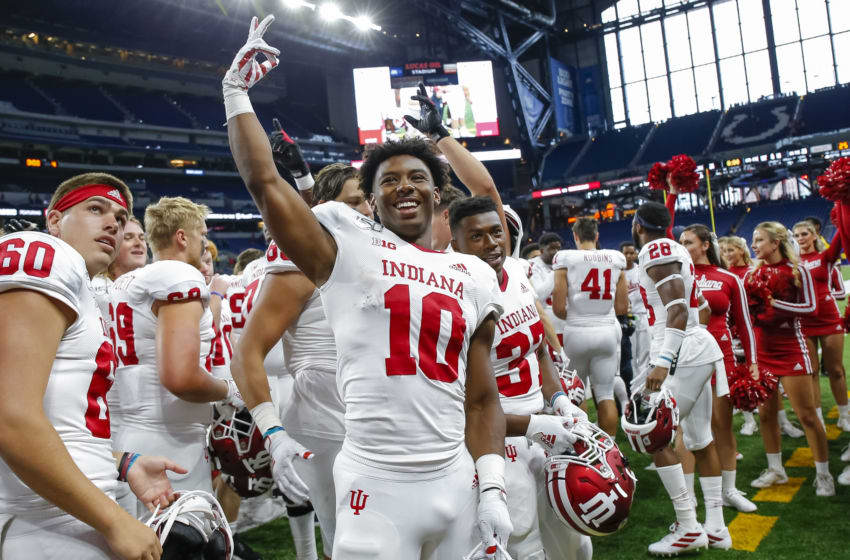 Indiana football (Photo by Michael Hickey/Getty Images)