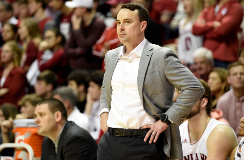Archie Miller, Indiana Basketball. (Photo by G Fiume/Maryland Terrapins/Getty Images)