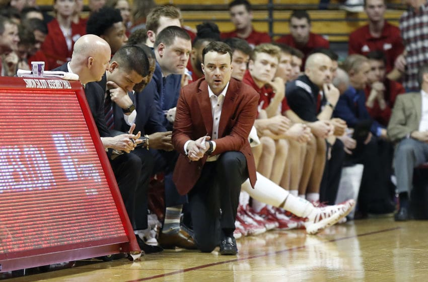 Archie Miller, Indiana basketball. (Photo by Justin Casterline/Getty Images)