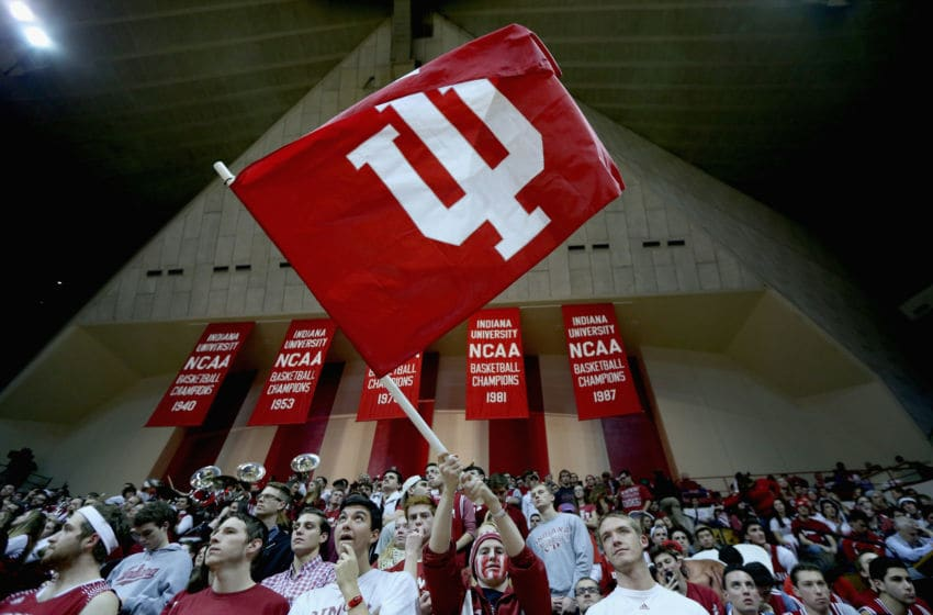 Indiana Basketball. (Photo by Andy Lyons/Getty Images)