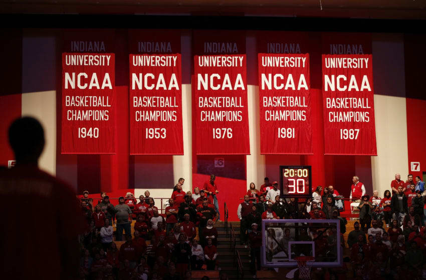 Indiana Basketball (Photo by Joe Robbins/Getty Images)