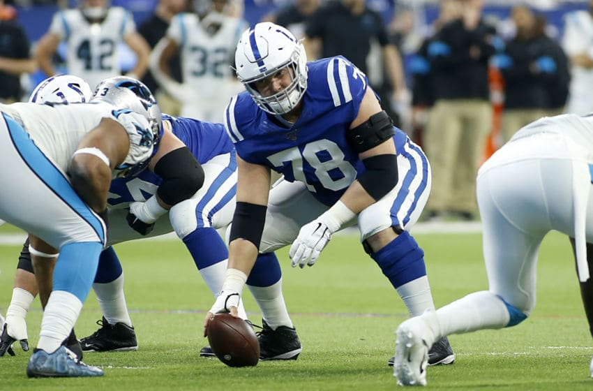 Ryan Kelly, Indianapolis Colts (Photo by Justin Casterline/Getty Images)