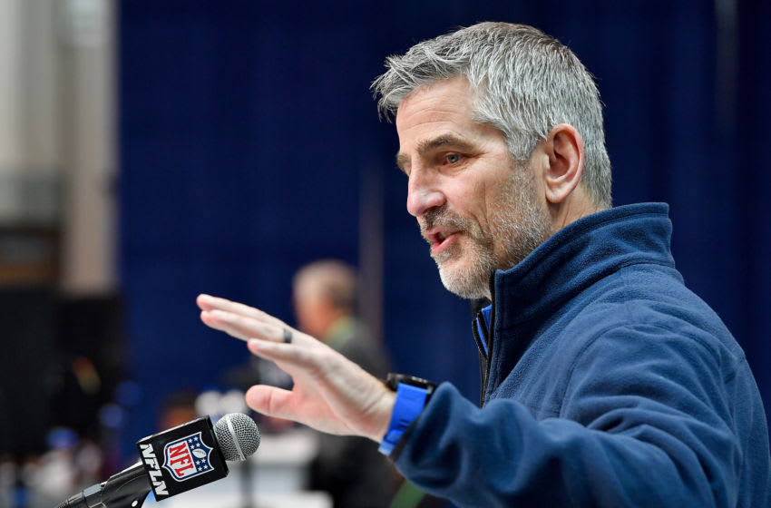 Colts head coach Frank Reich will keep using Zoom instead of heading into team facilities.