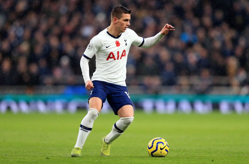 Tottenham Hotspur, Giovani Lo Celso (Photo by Stephen Pond/Getty Images)