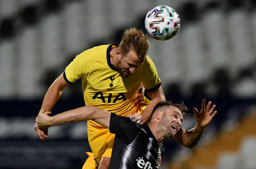 Tottenham Hotspur, Harry Kane (Photo by Nikolay Doychinov/Getty Images)