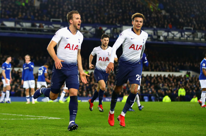 Tottenham Hotspur, Harry Kane, Dele Alli (Photo by Chris Brunskill/Fantasista/Getty Images)