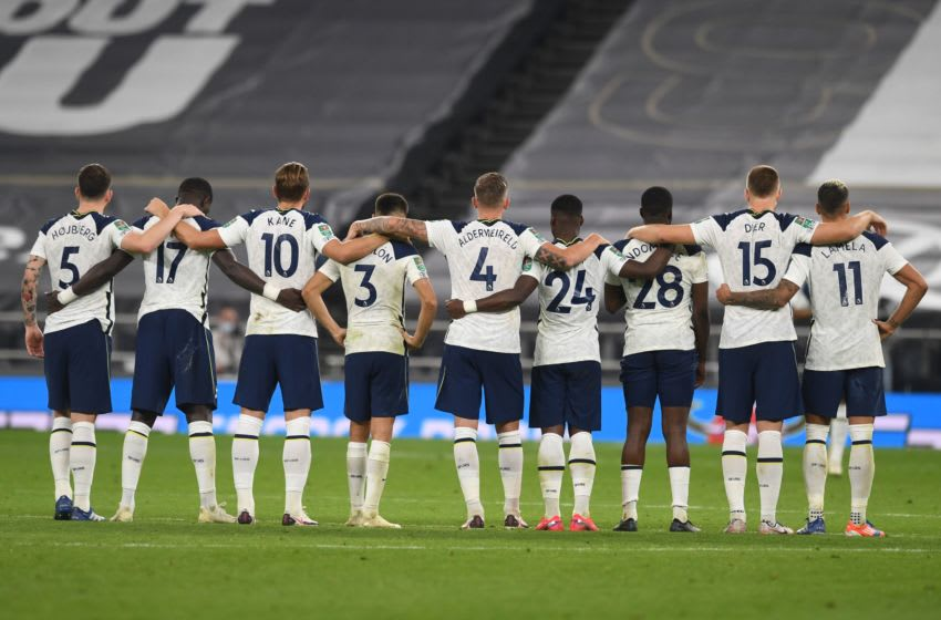 Tottenham Hotspur (Photo by NEIL HALL/AFP via Getty Images)