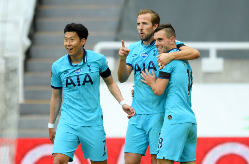 Tottenham Hotspur (Photo by Stu Forster/Getty Images)